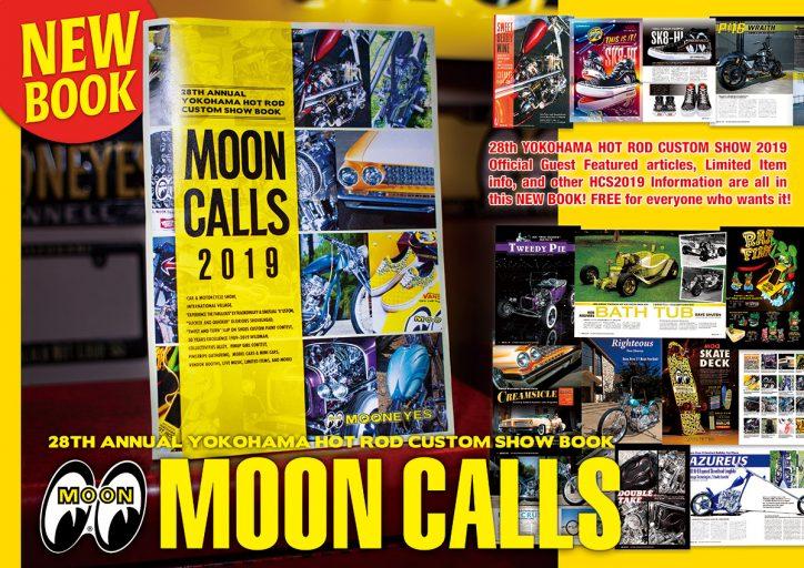 MOON CALLS 2019